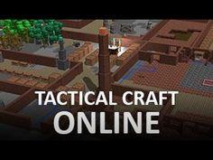 Tactical Craft Online Как строить  деревянный верстак