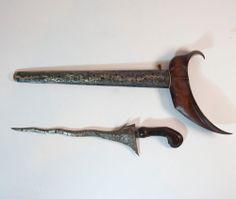Antique Rare Keris Dagger Indonesia Java Kris Sword Knife