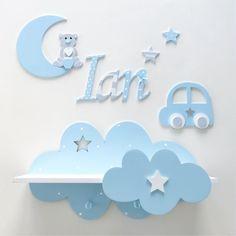 Wooden bedroom wall or door letter Personalised Wooden Toy Box, Wooden Toy Boxes, Wooden Bedroom, Bedroom Wall, Kids Bedroom, Baby Room Design, Baby Room Decor, Nursery Decor, Baby Crafts