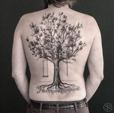 Large back piece by Sven Rayen