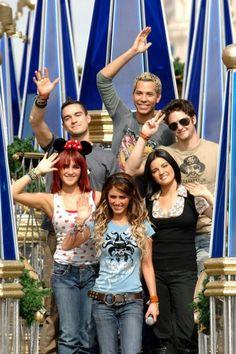 RBD en Disney!! :)