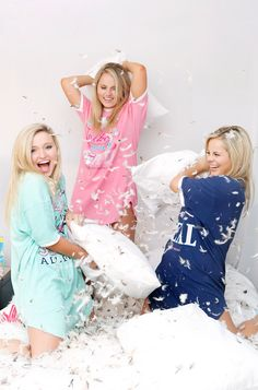 "We introduce to you our BRAND NEW ""Snuggle-Up Sleep Shirts""!!!! We guarantee you will have the CUTEST nighties in your dorm, sorority house or at your next sleepover!"
