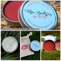 Featured in the March Box of Happies: Rulips Apothecary!