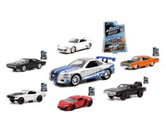 Greenlight M2 Machines Auto World Hot Wheels more Whats New In Diecast : Jada Fast And Furious Movie Replicas Diecast Serie...