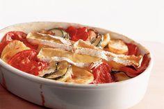 Kijk wat een lekker recept ik heb gevonden op Allerhande! Camembert-aardappelschotel