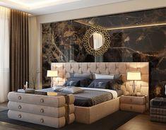 Ideas For Contemporary Bedroom Minimalist Living Rooms Modern Luxury Bedroom, Luxury Bedroom Furniture, Master Bedroom Interior, Luxury Bedroom Design, Bedroom Bed Design, Contemporary Bedroom, Luxurious Bedrooms, Bedroom Decor, Bedroom Ideas