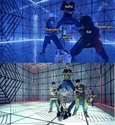 EXO- Overdose