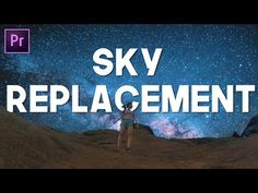 Color key effect to replace the sky in video (Tutorial for Premiere pro cc, NO plug-ins required!) - YouTube