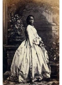 Harriet Tubman as a young woman