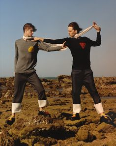 LOEWE SS15 Collection shot by Jamie Hawkesworth