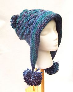 This crochet hat is as beautiful as it is warm. This will be your new favorite…