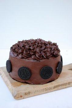 Oreo chocolate cake ♥