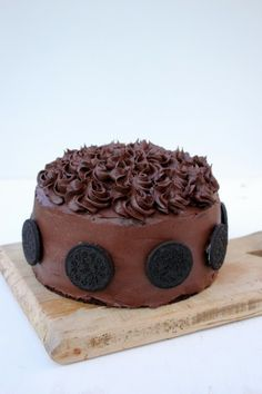 ... oreo cake ...
