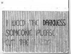 Arcade Fire - Sprawl II  #lettering #arcadefire #handmade #handlettering #typography #lyrics