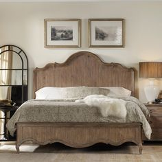 Shop for Hooker Furniture Corsica King Panel Bed, and other Bedroom Panel/Wall Beds at Gladhill Furniture in Middletown, MD. Girls Bedroom, Kids Bedroom Sets, Bedroom Ideas, Bedroom Decor, Cozy Bedroom, Master Bedrooms, Bedroom Inspiration, Hooker Furniture, Bedroom Furniture Sets