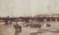 Bridge Of Spain, Manila. 1907