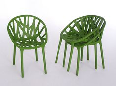 Miniature Bouroullec Vegetal Chair