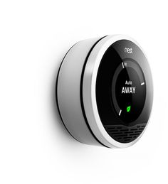 I love this thing, a friend just had one installed in their house... can't wait to get one for myself. Nest | The Learning Thermostat | Living with Nest