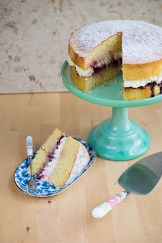 Perfect Gluten Free Victoria Sponge - Every Nook & Cranny