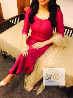 Kurta Designs Women, Salwar Designs, Dress Neck Designs, Blouse Designs, Churidhar Designs, Salwar Pattern, Kurta Neck Design, Indian Gowns Dresses, Dress Indian Style