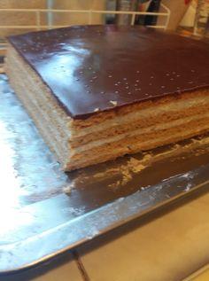 Tapas Recipes, Cake Recipes, Cooking Recipes, Hungarian Cake, Hungarian Recipes, Best Spanish Food, Lemon Curd Recipe, Sweet And Salty, Desert Recipes