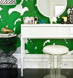 A little Kelly green love.. – Greige Design