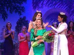 Kira Kazantsev Crowned Miss New York 2014