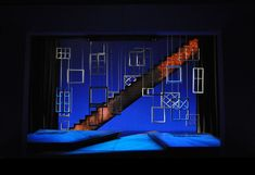 Three Decembers. Central City Opera. Cameron Anderson | Scenic Designer