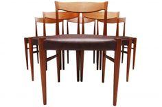Danish dining chairs by Soro Stolefabrik Mid-century Modern, Contemporary, Fine Dining, Danish, Dining Chairs, Mid Century, Table, Furniture, Design