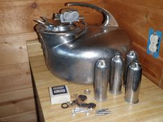Babson Surge Milker Can Milking Dairy Cows Goats Stainless Pulsator Teat Cups  #Surge