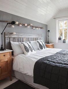 Lichtslinger boven je bed, kei gezellig!