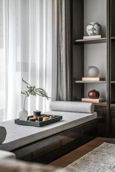 News and Trends from Best Interior Designers Arround the World Chinese Interior, Home Interior, Modern Interior, Interior Architecture, Luxury Interior, Home Room Design, Living Room Designs, Living Room Decor, Bedroom Designs