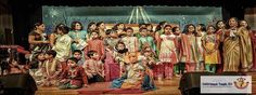 Children from Sanskaardham, children education organization of Siddhivinayak Temple USA performing at New Era event, Feb. 23rd, 2013.
