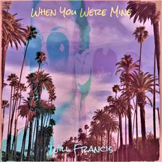 """""""When You Were Mine"""" - A smooth melodic arrangement that's got some latin feel, ambience, chill and west coast vibes... Will Francis is a music artist from Clayton, NC USA. He does original rock, singer/songwriter and hip hop music. Currently, he is releasing singles, building a catalog and rehearsing a live set that includes original and some cover material. His latest releases have been a series of hip hop/rap tracks that he produced and promoted himself. #WhenYouWereMine Music City Nashville, Tn Usa, New Music Releases, Live Set, Hip Hop Rap, Try Again, West Coast, Music Artists, Chill"""