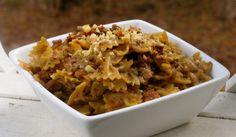 New Recipe: Pesto Tomato & Tuna Pasta - One Pot backpacking recipe.