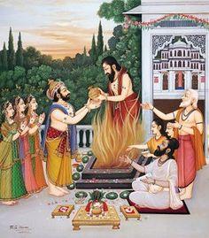Manifestations of the major Hindu deities Indian Gods, Indian Art, Hanuman Stories, Ramayana Story, Lord Sri Rama, Hindu Deities, Hinduism, Lord Rama Images, Ram Wallpaper