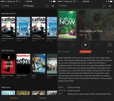 Plex for iOS just got a big redesign The Spectacular Now, Cinema Online, New Ios, Home Tv, Rotten Tomatoes, Ios App, Frases