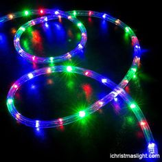 Cbconcept rgb redgreenblue color changing 110v 120v 4 wire 34 decorative color changing led rope light aloadofball Image collections