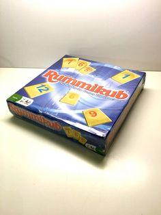 Vintage Rummikub Game, Board Game, Pressman Game - Factory Sealed by…