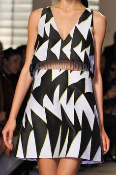 Thakoon at New York Spring 2015 (Details)