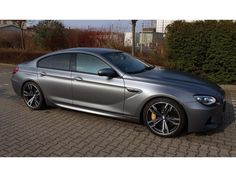 BMW M6 Gran Coupe Competition