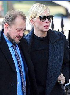 Cate Blanchett with Husband, Andrew Upton.   Beautiful ... Cate Blanchett Husband