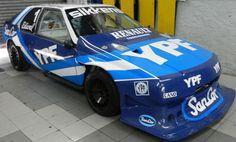 Renault Fuego TC 2000 Argentina