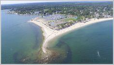 Compo Beach drone - July 2016 - Brandon Malin