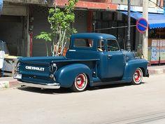 49 chevrolet truck