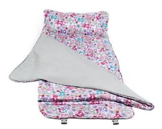 Elektra Cloud9 Nap Mat for Child Care Travel & Sleepovers - Girls Bear