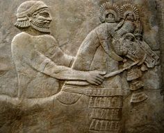 Relief from the Temple of Nabu in the Assyrian city of Khorsabad or Dur-Sharrukin. The Oriental Institute Museum of the University of Chicago, Chicago, IL.       Photo by Babylon Chronicle