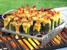 CHEFS Jalapeno Roasting Rack - Cooking.com