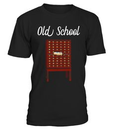 """# Old School Researcher Librarian Shirt .  Special Offer, not available in shops      Comes in a variety of styles and colours      Buy yours now before it is too late!      Secured payment via Visa / Mastercard / Amex / PayPal      How to place an order            Choose the model from the drop-down menu      Click on """"Buy it now""""      Choose the size and the quantity      Add your delivery address and bank details      And that's it!      Tags: This humorous T-shirt is the perfect shirt…"""
