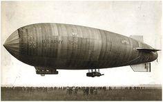 Airship, 1926